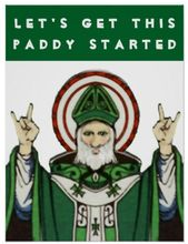 St, Patrick;s Day Party