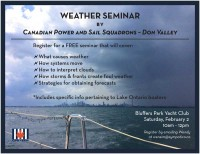 Power Squadron Weather Seminar